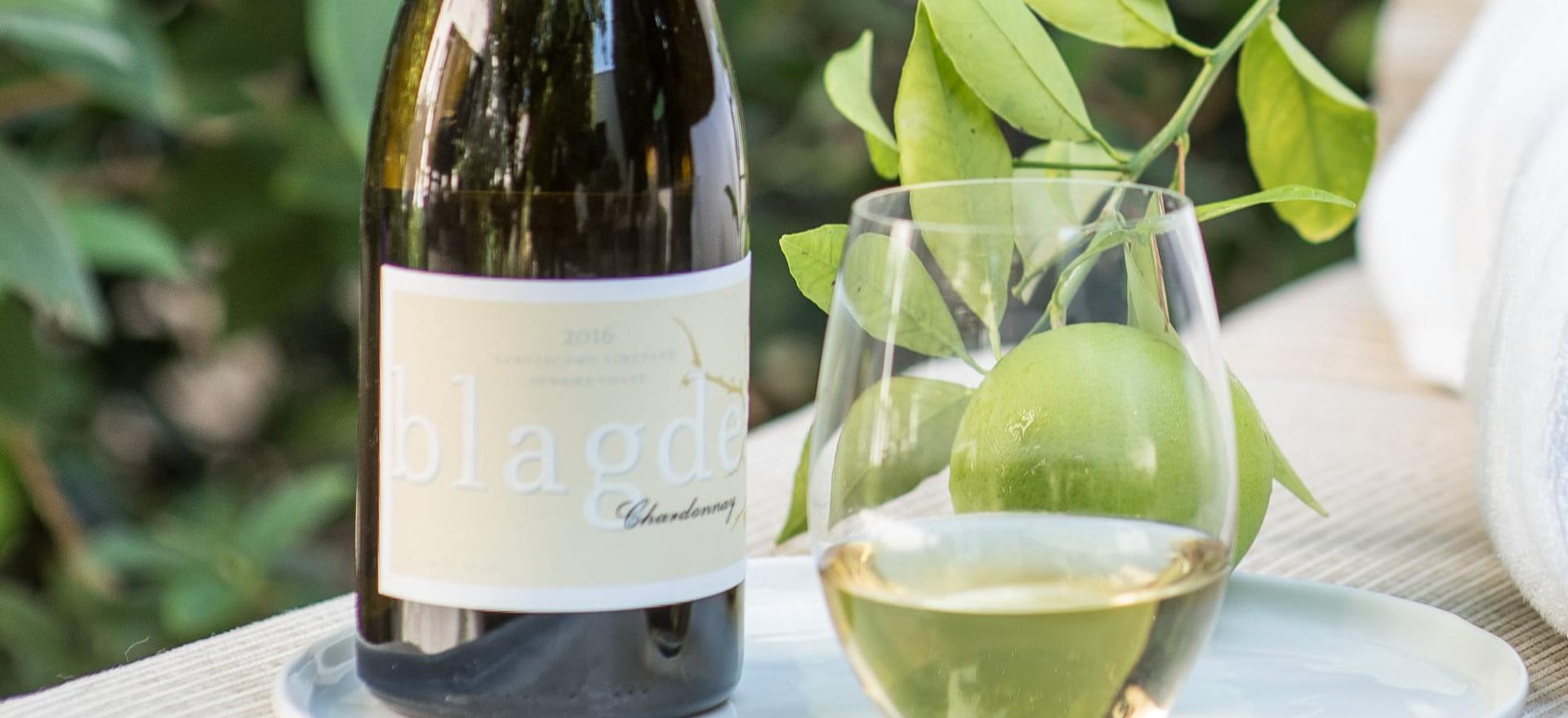 Blagden Wines Chardonnay