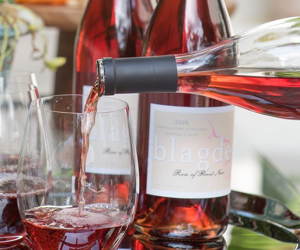 Blagden Wines Rose